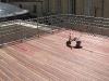Terrasse bois terminée...